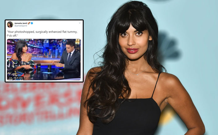 "Troll SLAMS Jameela Jamil For Shaming Women Undergoing Surgery, Actress Hits Back Saying ""Mollycoddling Isn't Feminism"""