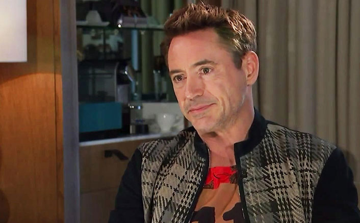 "When Robert Downey Jr. AKA Iron Man Walked Out Of An Interview & Called The Journalist ""A Bottom Feeding Muckraker"""