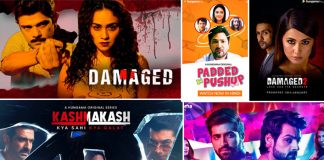 A roller coaster ride of comedy, thrill, crime and horror with Hungama Play's slate of original shows