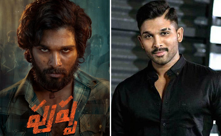 #AA20 Is Now Pushpa! Allu Arjun With Rugged & Intense Avatar Looks Intriguing In The FIRST Look