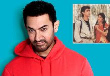 Aamir Khan Sticking Qayamat Se Qayamat Tak Posters Behind Auto Rickshaws Himself Is The Perfect Throwback This Weekend!