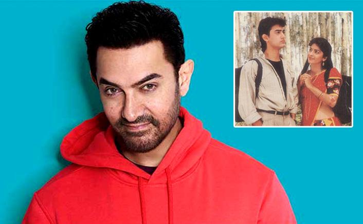 VIDEO: Aamir Khan Sticking Qayamat Se Qayamat Tak Posters Behind Auto Rickshaws Himself Is The Perfect Throwback This Weekend!