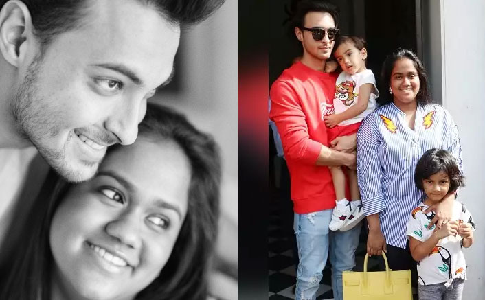 Aayush Sharma On His Kids Having A Muslim Name & Hindu Surname & His Response Is Heart Warming
