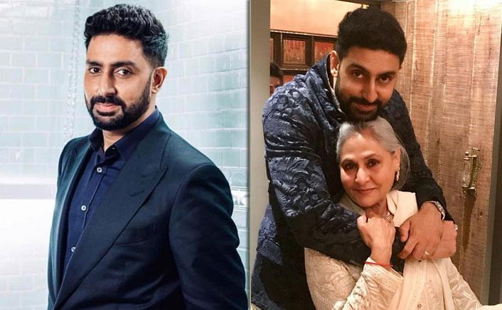 Abhishek Bachchan Writes A Heartfelt Birthday Note For Mom Jaya Bachchan As She's In Delhi Following Lockdown