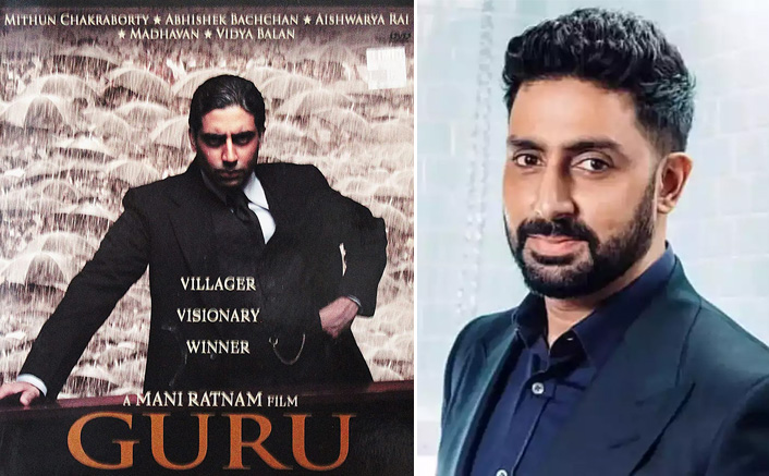 Abhishek Bachchan recalls shooting for 'Guru' in Madurai