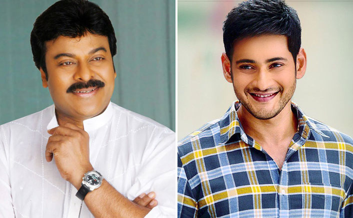 Acharya: Chiranjeevi Clears The Air On Rumours About Mahesh Babu Having An Extended Cameo In The Social Actioner