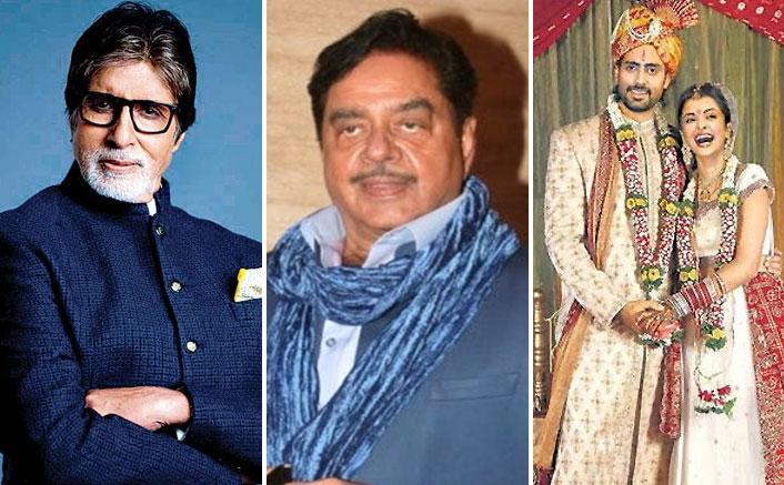 ACTION REPLAY: When Shatrughan Sinha LASHED Out At Amitabh Bachchan For Not Inviting Him To Aishwarya Rai-Abhishek Bachchan's Wedding!