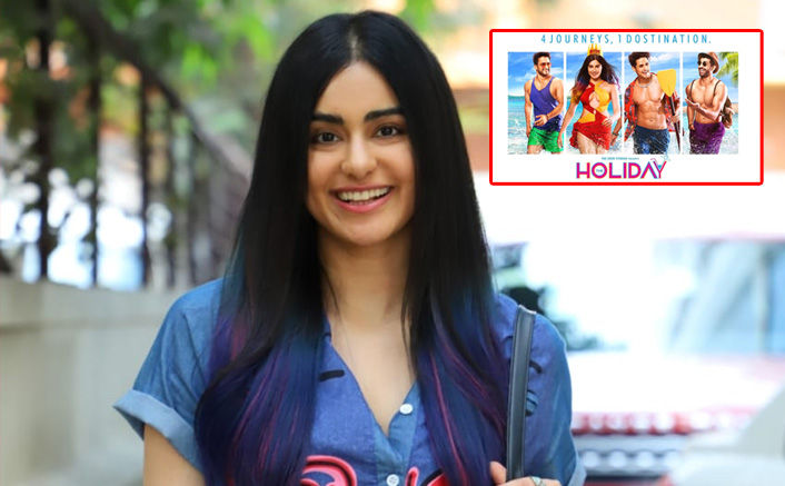 """Adah Sharma On 'The Holiday': """"I Don't Think Anyone Has Seen A Bachelorette Where A Girl Goes With 3 Best Friends Who Happen To Be Boys"""""""