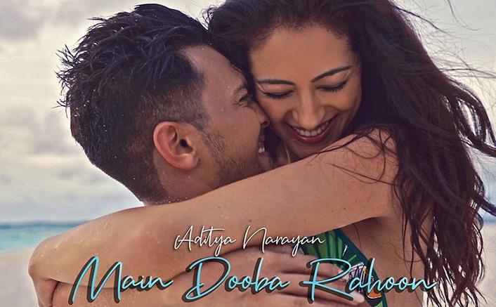 Aditya Narayan shares first look of upcoming single 'Main dooba rahoon'