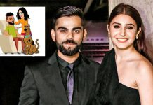 Anushka Sharma & Virat Kohli's Cartoon Avatar Has A Scooby-Doo Twist & We Love It!
