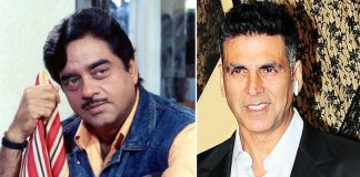 After His 25 Crore INDIRECT Jibe At Akshay Kumar,Shatrughan Sinha Now Says Akshay Is A Dear Family Friend!