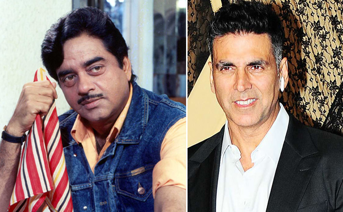 """Shatrughan Sinha On His Alleged '25 Crores Donation' Jibe At Akshay Kumar: """"Would Never Target Him..."""""""