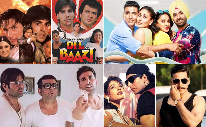Akshay Kumar Career Review - Tracing Footsteps: 113 Films Helping Him Emerge As A Genre-Ruler Teaching Us To NEVER Give Up