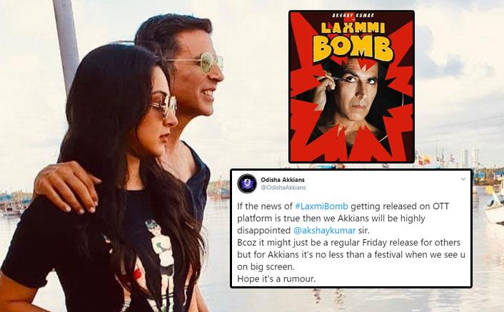 Akshay Kumar & Kiara Advani's Laxmmi Bomb Might Release On Disney Plus Hotstar, Upset Fans Want To See It In Theatres