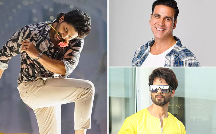 Akshay Kumar & Shahid Kapoor In The Race For Allu Arjun's Ala Vaikunthapurramuloo's Hindi Remake?