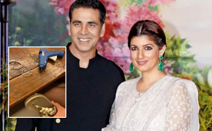 Akshay Kumar's Wife Twinkle Khanna Claims To Losing Track Of Time In Lockdown, Jokes She Might Shoot Herself!