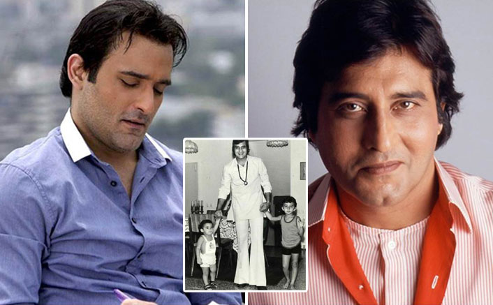 """Akshaye Khanna on Vinod Khanna's Death Anniversary: """"There Is No Expiration Date On The Love Between A Father & His Child"""""""