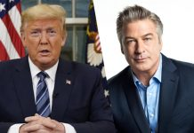 Alec Baldwin calls Donald Trump 'virus'