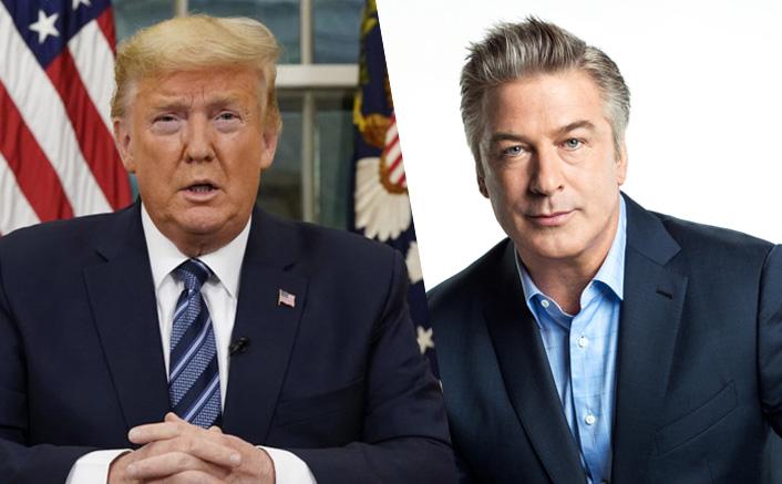 Alec Baldwin calls Donald Trump 'virus'