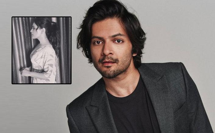 Ali Fazal's poetic mush makes Richa Chadha blush