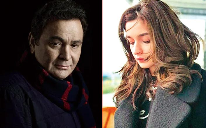 Alia Bhatt Expresses Her Sadness With An Emotional Note On Rishi Kapoor's Demise