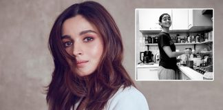 Alia Bhatt Looks Like A Pudding While Making Pudding In Pyjamas; Check Out The Pics