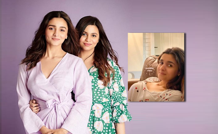 Alia Bhatt's No-Make Up Glow In This Pic Shared By Shaheen Bhatt Will Bring A Big Smile On Your Face