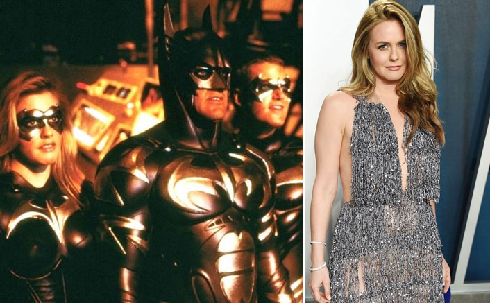 Alicia Silverstone AKA Batgirl Opens Up On Being Body-Shamed While Shooting George Clooney's Batman & Robin