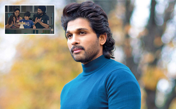 Allu Arjun Pens A Heartfelt Note For Son Ayaan's On His 6th Birthday