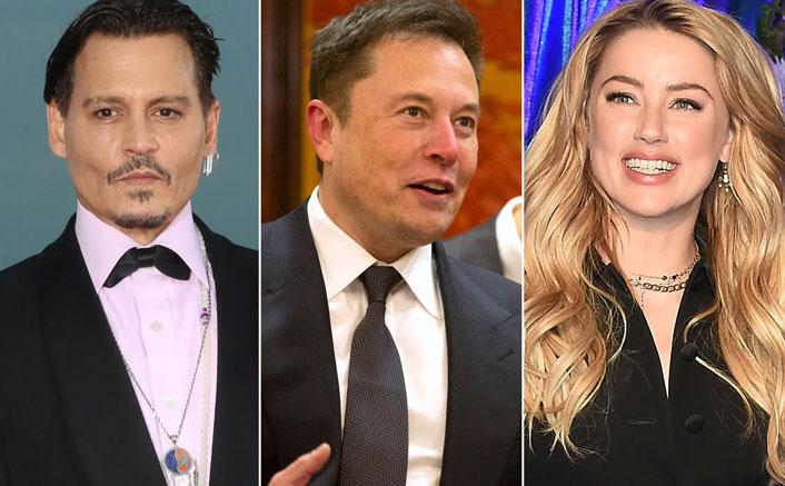 Elon Musk FINALLY Breaks Silence On Johnny Depp's Cheating Allegations With Amber Heard!