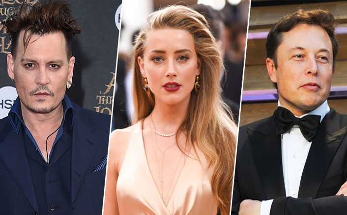 Amber Heard Is Busy Cooking Stuff Up Amid Johnny Depp-Elon Musk ...