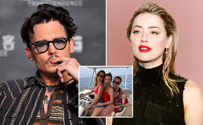 Amber Heard's Threesome Act Amid Johnny Depp's Cheating Allegations With Elon Musk!