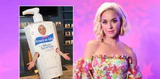 American Idol: Katy Perry Dresses Up As Hand Sanitizer To Spread Awareness About Hygiene Amid Coronavirus