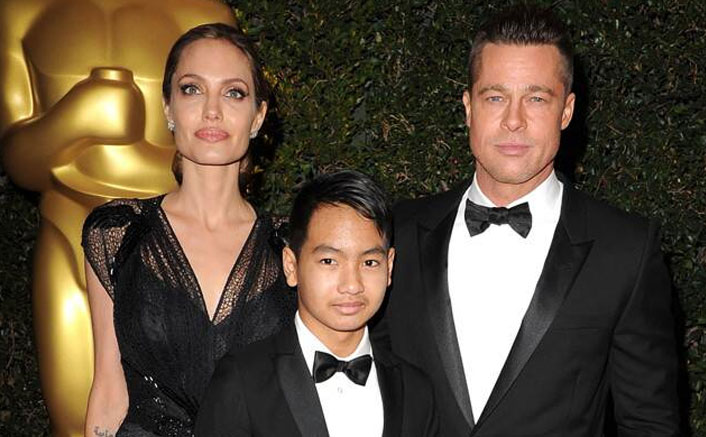 Amid Tensions Between Brad Pitt & Allegedly 'Depressed' Angelina Jolie, Son Maddox To Return To South Korea?