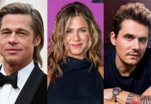 Amid Wedding Reports With Brad Pitt, Jennifer Aniston Sparks Rumours With Ex-Flame John Mayer!