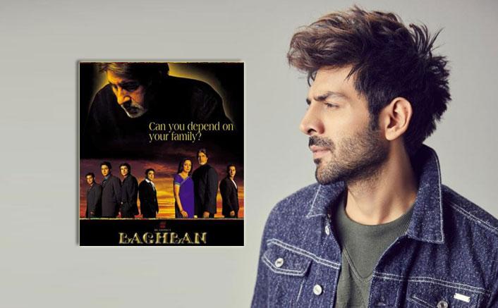 Kartik Aaryan Wants To Remake Amitabh Bachchan, Hema Malini's Baghban As He 'Ages Gracefully' Amid The Lockdown