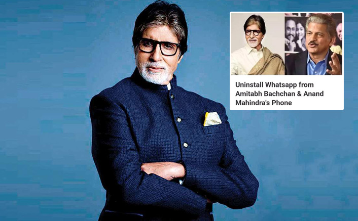Amitabh Bachchan Gets Trolled Yet Again, 1500 People Sign Online Petition To Uninstall WhatsApp On His Phone
