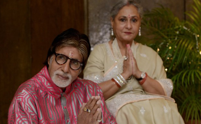 Amitabh Bachchan Is The Perfect Husband Ever & THIS Gesture Towards Jaya Bachchan Fans Proves So!