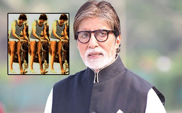 Amitabh Bachchan's Version Of A Bikini Babe Has Left Us In Splits; Check Out!