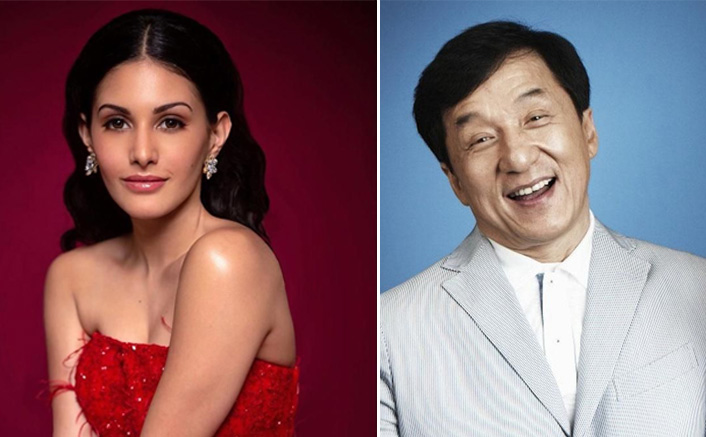 Amyra Dastur: Jackie Chan is exactly like is on-screen personality