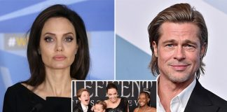 Angelina Jolie Really Depressed, Keeping Kids Away From Brad Pitt? TRUTH Is Out!