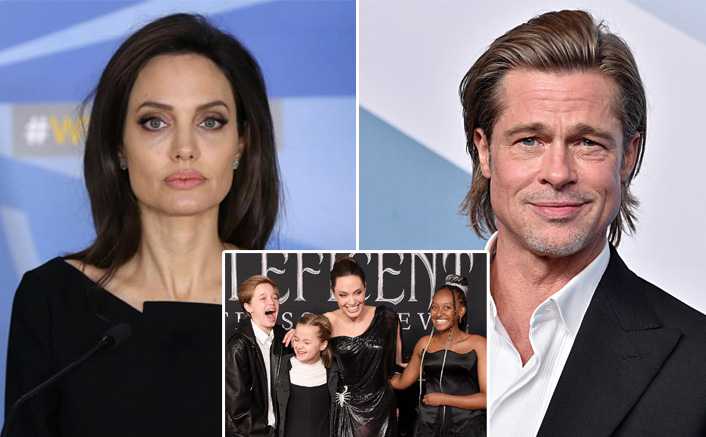 Is Angelina Jolie Really Depressed & Keeping Kids Away From Brad Pitt? TRUTH Unveiled!