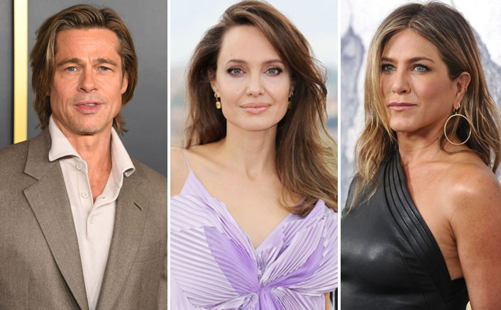 "When Brad Pitt Belittled Jennifer Aniston, Said ""Satisfied Making A True Choice & Finding Angelina Jolie"" - PAST TENSE(D)"