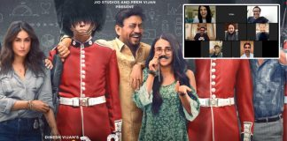 Angrezi Medium Releases On Disney Plus Hotstar, Radhika Madan, Irrfan Khan & Team Come Together Virtually For The Premiere