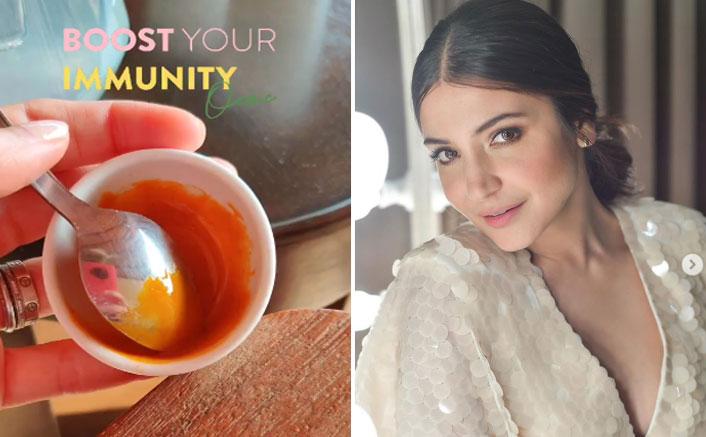 Anushka Sharma Shares Useful Tips To Boost Immunity Amidst Lockdown