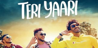 Aparshakti Khurana, Millind Gaba record a friendship anthem