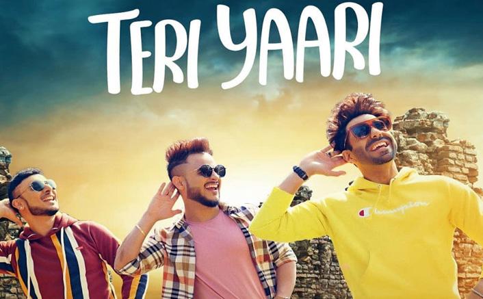 "Aparshakti Khurana On His Latest Song Teri Yaari With Millind Gaba: ""It Sounds Like A Really Cool Friendship Anthem"""