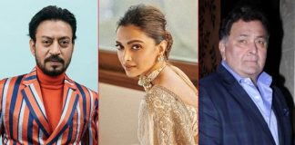 Apart Of Irrfan Khan, Deepika Padukone Had A Pending Film With Rishi Kapoor Too!