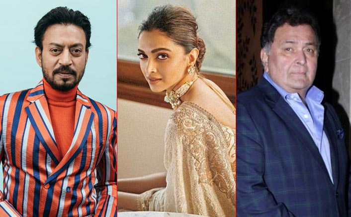 Apart From Irrfan Khan, Deepika Padukone Had A Pending Film With Rishi Kapoor Too!