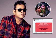 AR Rahman Unhappy With Sidharth Malhotra-Tara Sutaria' Masakali 2.0? Asks Fans To Enjoy The Original